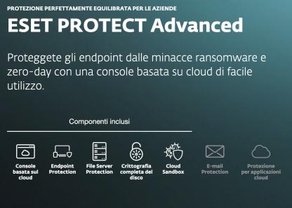 Eset PROTECT advanced